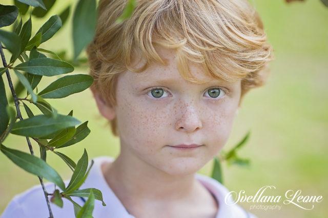 Jupiter Children Photographer: Cute young man JohnLuca