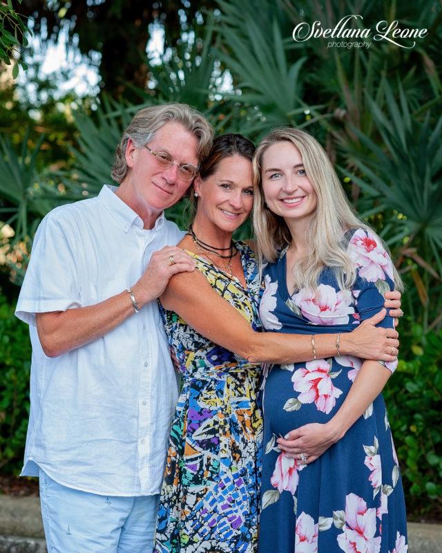 Palm Beach Gardens Family Photographer:Katya's BD & Baby Shower