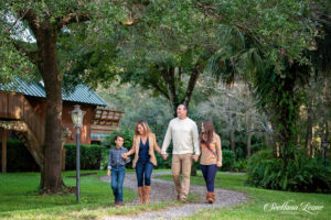 Jupiter Farm Family Photographer: Jeannette & Michael with kids