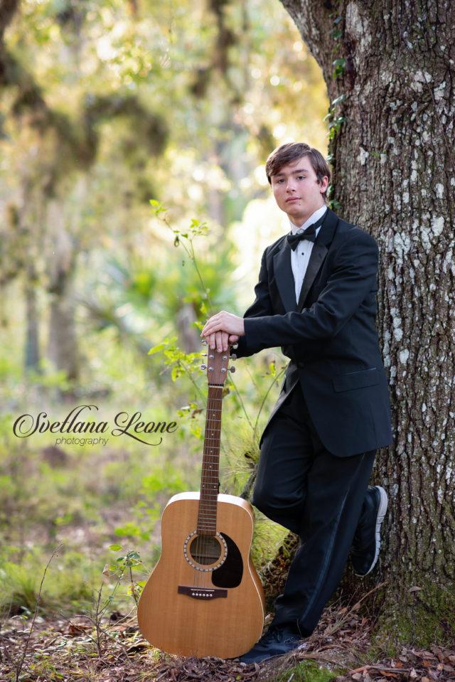 Jupiter Photographer: Jonathan's senior session