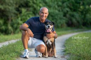 Palm Beach Photographer: Frank & Lucky